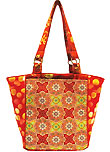 Uptown Girl Tote Bag Pattern