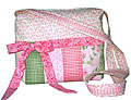 Tie A Ribbon Handbag Pattern
