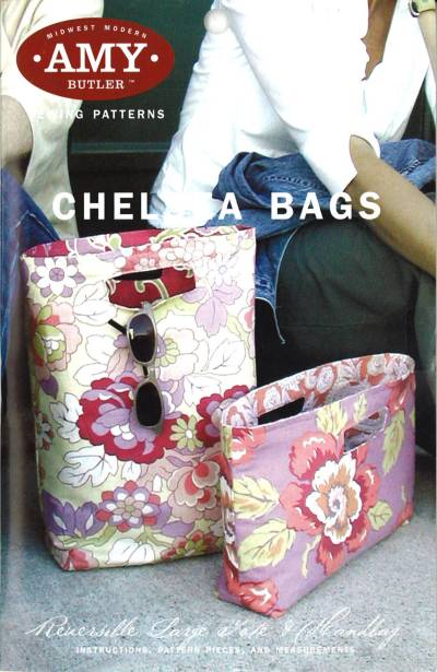Chelsea Reversible Bag Pattern *