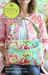 Sweet Harmony Handbag and Tote Pattern *