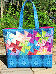 Simply Charming Twister Tote Pattern