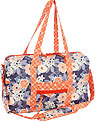 Get Out of Town Duffle Pattern