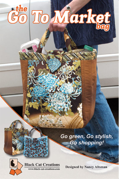 Go To Market Bag Pattern *