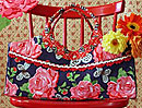 Flower Market Tote Bag Pattern *