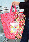 Chic Shopper Tote Pattern