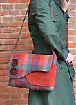 Brancaster Messenger Bag Pattern *