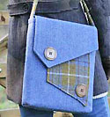 Morston Quay Messenger Bag Pattern *