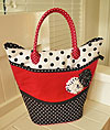 Go Go Girl Bag Pattern