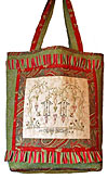 Cottage Blessings Tote Bag