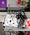 The Interchangeable 1 Bag Pattern Kit * - Silver Frame