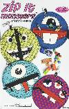 Zip It Monsters Treasure Keepers Pattern *