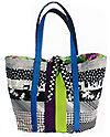 Stitchin' Scraps Tote Bag Pattern
