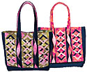 Twistin' Diamonds Tote