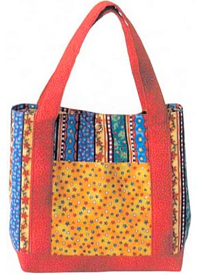 Totally Awesome Mini-Tote Pattern