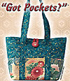 'Got Pockets?' Tote Pattern