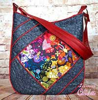 Feature Me Everyday Tote Bag Pattern in PDF