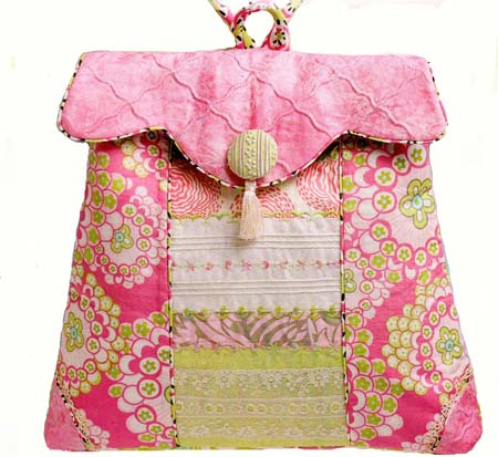 Posh Pink Backpack Pattern *