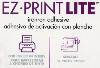 HeatnBond EZ PRINT LITE iron-on adhesive sheets
