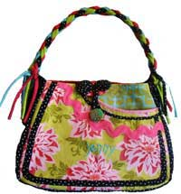 A Touch of Paree Bag Pattern *