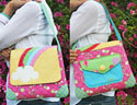 Somewhere Over The Rainbow Bag Pattern *
