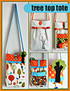 Tree Top Tote Pattern