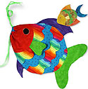 Big Mouth Fish Bag Pattern *