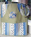 French Apron Bag Pattern