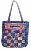 City To Market Tote Pattern (Cross Town Carry)