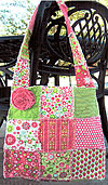 BoHo Bag Pattern by Nellie's Needle