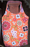 Flower Sac Bag Pattern