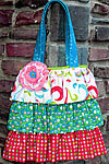 The Maggie Bag Pattern by Nellie's Needle