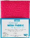 Lightweight MESH Fabric - Lipstick