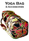 Yoga Bag and Accessories Pattern