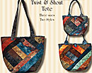 Twist and Shout Tote Pattern