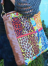 Eclectic Patchwork Tote Pattern