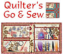 Quilters Go and Sew Zippered Notions Case Pattern