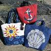 The Seashore Tote Pattern