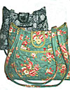 Rose - Seven Pocket Wonder Quilted Purse Pattern *