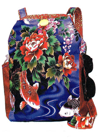 Snap Backpack Pattern