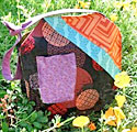 Travel Case and Shoulder Purse Pattern