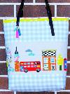 A Stitch in London Tote Bag Pattern *