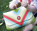 Grab 'N Go Diaper Clutch Pattern *