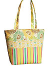 Patchwork Tote Sewing Pattern