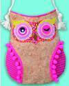 Hootiful Owl Bag Pattern *