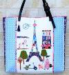A Stitch in Paris Tote Bag Pattern
