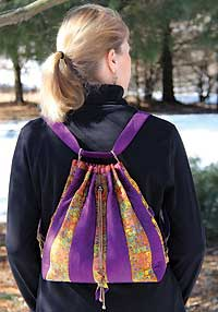 Pleaty Back-Bag Pattern