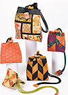 Triangle Bag Pattern *