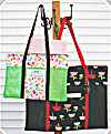 A Quilter's Pack N Play Tote Pattern