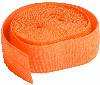 "Fold-over Elastic - 3/4"" x 2 yds - PUMPKIN"