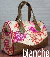 Blanche Barrel Bag Pattern *